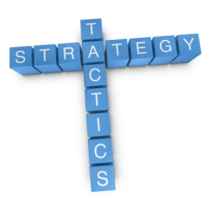 STRATEGIC AND TACTICAL PLANNING — PART 1: The Fundraising Approach